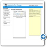 AFM  Control Panel Instantly Email all members at one time.